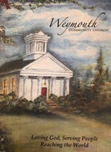 Weymouth Community Church Drawing